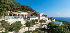 Scott Williams - Villa Electra a Luxury villa in Paxos