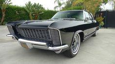 I love those clamshells 1965 Buick Riviera, Black Beauty, Dream Cars, Chevy, Classic Cars, Usa, Autos, Dark Beauty, Ebony Beauty