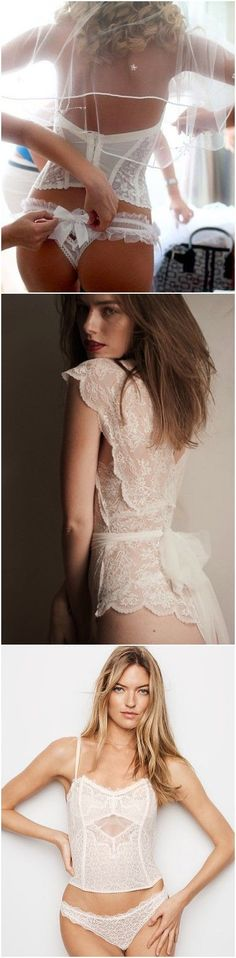 20 Oh So Tempting    Wedding Lingerie Ideas That Wow! #weddings #weddingideas #brides    #weddinglingerie #dresses