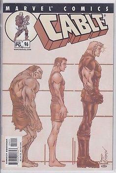 Cable #96 Marvel Comics 1993 Vol. 1 series Deadpool Movie X-men Bishop