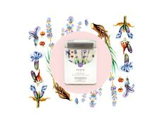 Apothecary Tea Packaging on Packaging of the World - Creative Package Design Gallery