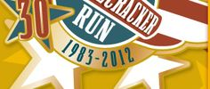 Firecracker Run is annually on July 4th in East Moline, IL