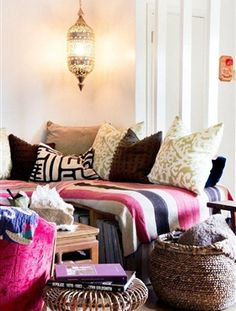 Interieurtrend: Bohemian - Residence