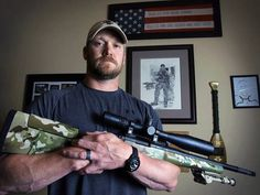 Join me in making a contribution: Mercury One Honors Chris Kyle, Former U. Navy SEAL: In Support of the Chris Kyle Memorial and FITCO Cares Foundation (please share!