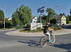 Thurgauer Zeitung Online - Kreisel: Hohes Unfallrisiko für Velofahrer