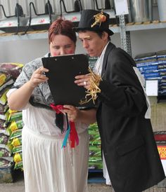 Aunty Wendy & Worzel Bee taking their deliberations very seriously at Patch & Acre fun dog show July 2015 Fun Dog, Dog Show, Best Dogs, Acre, Patches, Events, Happenings, Mornings