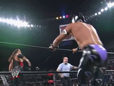 Kevin nash and rey mysterio