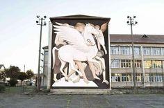 FIKOS  .. for Sibiu International Street Art Festival ..  [2016]