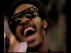 Stevie Wonder on Sesame Street in 1973. Seriously, it doesn't get better. That little girl in the red sweater is the best part!