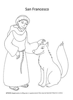 San Francesco, Leo, Disney Characters, Fictional Characters, Saints, Education, Disney Princess, Religious Education