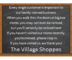You + Small Business = Big Impact!