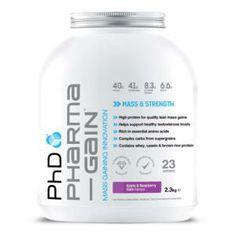 NEW - PhD Nutrition Pharma Gain (2.3kg)