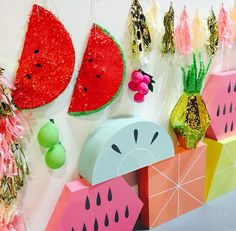 Fruity piñatas coming soon to Lark!