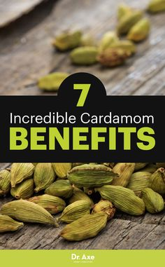 Cardamom Helps Prevent Bad Breath, Cavities & Cancer
