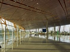Gallery of Beijing Airport / Foster + Partners - 23