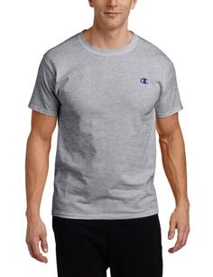 2e97d0883 Champion Men's Jersey T-Shirt at Amazon Men's Clothing store: Athletic  Shirts