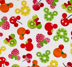 Today's Disney discovery is for those crafty fashionistas out there! Today's Disney discovery is Disney fabric.