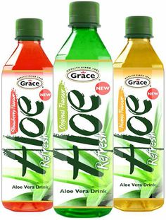 Grace Aloe Refresh by Funnybones Foodservice