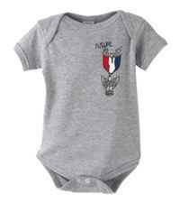 awww if I have a son in the future he's gonna wear this :) Eagle Scout, Boy Scouts, Baby Gifts, Onesies, Future, Boys, Cricut, How To Wear, Shirts