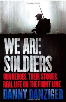Looks like an interesting read...life on the front line straight from our soldiers!