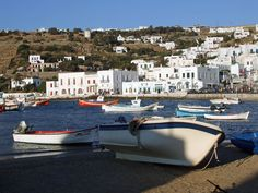 Mykenos, Greece - Added to the travel list!
