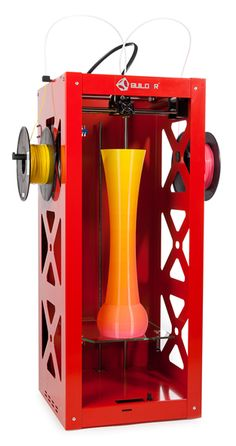 3ders.org - Dutch 3D printer maker Builder announces new color mixing feature | 3D Printer News & 3D Printing News