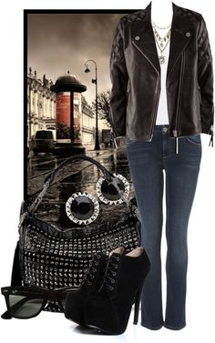 """""""The Simplicity of Sparkle"""" by ssquared on Polyvore"""
