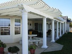 We have 20 years of experience designing and building Pergolas. We know the best materials, countless designs, and have the experience to build them fast and perfect. View our Pergola photo gallery. Photo Galleries, Outdoor Structures, Gallery, Building, Design, Roof Rack, Buildings, Construction