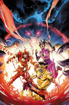 In March, Wonder Woman and Flash revert to legacy numbering, Batman meets a new villain, Superman's secret identity fallout continues - and more. Gotham High, Dc Speedsters, Flash Comics, Strange Adventure, Wally West, Kid Flash, West Art, Detective Comics, Movies