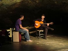 22 Octubre 2012 Elias Caballero (cante) y Borja G. Barón (guitarra)