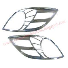 Garnish Depan / Cover Headlamp ini khusus untuk mobil Yaris. Info Pemesanan Hubungi Budi Susanto 087722739300.