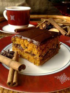 Cake Cookies, Cupcake Cakes, Gingerbread Cake, Healthy Cake, Polish Recipes, Christmas Cooking, Love Cake, Cookie Recipes, Banana Bread