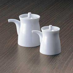 白山陶器_G型しょうゆさし_G-type soy sauce pot    ■ G型しょうゆさし(小) 1,400円(税別)   <φ6×7.5cm・80ml/実用容量60ml>