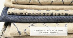 CARAVAN textiles l Richadr Frinier Collection for Sunbrella - exclusive to Pindler -- http://www.pindler.com/fabric/indoor-outdoor-collections/caravan-collection-by-richard-frinier/