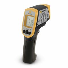 The Infrared Thermometer has been a favorite professional tool for broad range temperature measurements among industry and home use. Prime Rib Seasoning, Perfect Prime Rib, Prime Rib Roast, Cooking Supplies, Infrared Thermometer, Baking, Roast Rib Of Beef, Bakken, Ribs