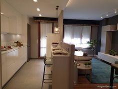 Open Plan Kitchen Living Room, Wardrobe Furniture, Minimalist Home, Building A House, Sweet Home, Decoration, Home Decor, Bilbao, Google