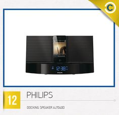 PHILIPS Docking Speaker #MyDreamHome