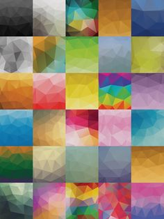 preview of all 30 high definition geometric backgrounds