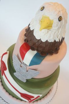 Looking for Boy Scout cake ideas & inspiration? We've got 50 awesome cakes that are perfect for Cub Scouts to Eagle Scouts (and everything in between! Cub Scouts, Girl Scouts, Eagle Scout Cake, Eagle Scout Ceremony, Edible Cake Decorations, Dad Cake, Cake Logo, Scout Camping, Cakes For Boys