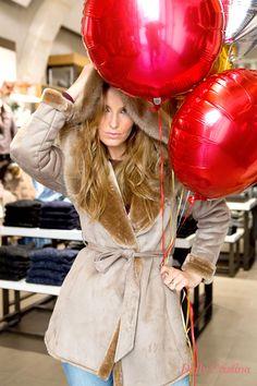 Daily Cristina Ferreira Salsa 13 casaco maravilhoso <3 <3 <3