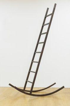 Yoan Capote(b. 1977)Voluntad de Poder / Will of Power, 2013Bronze275 x 160 x 60 cm;(108 ...