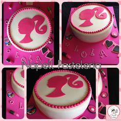 Napell Pasteleria: Barbie
