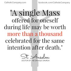 The power of the Holy Sacrifice of the Mass
