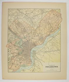 Nassau County NY Map Original  Large Map Genealogy Research - 1896 map of us