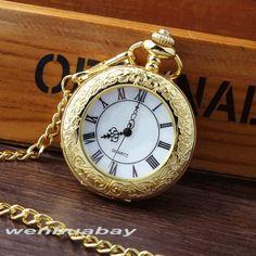 Vreckové hodinky s rímskymi číslicami Pocket Watches, Accessories, Colour, Pocket Watch, Jewelry