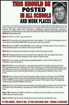 Words of wisdom from Bill Gates