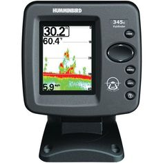 Humminbird 408440-1 Down Imaging Color Fishfinder by Humminbird. $250.59. Compact. Space-saving. Innovative. All of this describes the mighty Humminbird 345c DI. The Down Imaging makes this pint-size powerhouse even more formidable. With DI and exclusive Switch Fire Sonar working together, you'll have an unequalled view of what's below your boat.