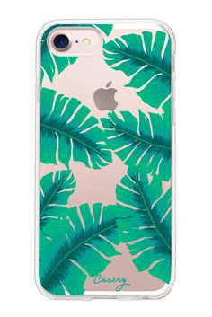 The best in complete protection. Made of top-quality German Bayor plastic, this Casery Banana Leaves iPhone Case features a co-molded design that provides the best protection possible for each distinct part of your phone. Available for iPhone 7/6/6s & iPhone 7 Plus/6 Plus