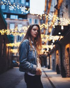 Gorgeous Street Portrait Photography by Martin Nikolajev #inspiration #photography