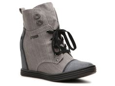 I want these!!! Blowfish Topanga Wedge Bootie at DSW